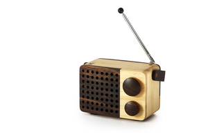 wooden radio MINI - magno 