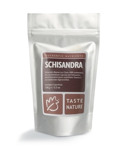 Schisandra Beeren, 150g - Taste Nature