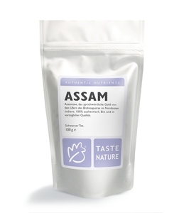 Assam Sewpur, 100g, Bio - Taste Nature
