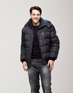 Pilot Down Jacket - KnowledgeCotton Apparel