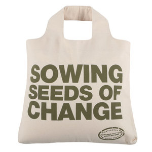 Eco-Shopper 'Sowing Seeds of Change' - envirosax