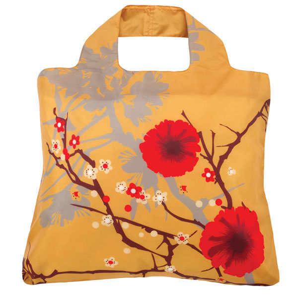 Designer Eco-Shopper Bloom 4 - envirosax