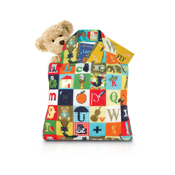 Kids Eco-Shopper ABC - envirosax
