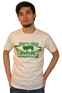 T-Shirt 'Painted Logo' - Sunimar