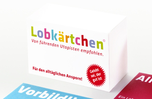 Utopia-Lobkrtchen - Wolpertinger Warenhaus