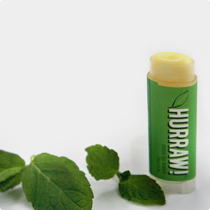 Lipbalm Minze - HURRAW!