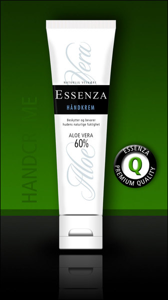 Aloe Vera Handcreme - Naturkosmetik Essenza