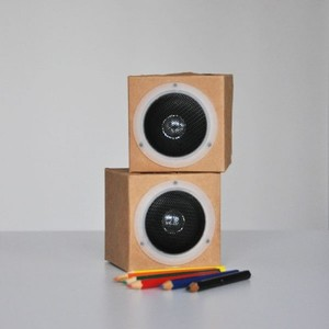 Lautsprecher - Eco Speakers - fashion nation