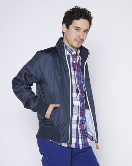 Kris Pilot Jacket - KnowledgeCotton Apparel