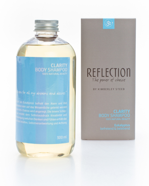 CLARITY Body Shampoo - Reflection GmbH