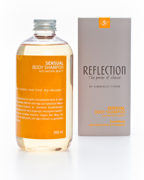 SENSUAL Body Shampoo - Reflection GmbH