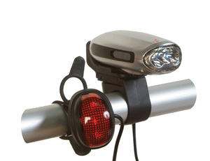 Swallow Accu LED Fahrradsetz - Powerplus