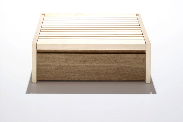 BROTKASTEN / Bread Box / sidebyside / German Design - Side by Side