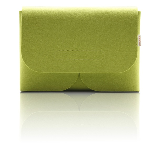 Macbook Filz Tasche 13' - redmaloo
