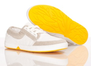 model number 5 yellow - oat shoes