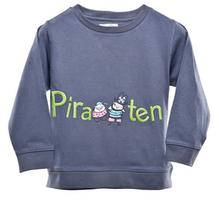 Shirt 'Piraten' - Kissa