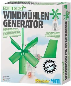 Windmühlen Generator - Green Science