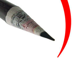 Papierbleistift 25 Stck - Papierbleistift