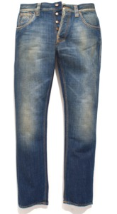 Hank Rey org. favorite worn - Nudie Jeans