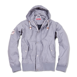Rubberised Canvas Jacket - KnowledgeCotton Apparel