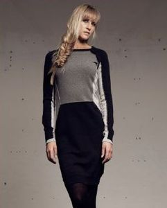 Kaloe Knit Dress - Kuyichi