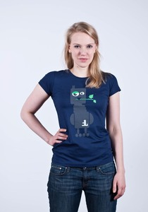 T-Shirt Women Birdy - Fairliebt.