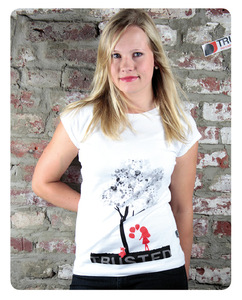 Baummädchen Frauen T-Shirt - Trusted Fair Trade Clothing
