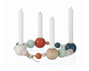 Kerzenkranz 'Candle on a string' - ferm LIVING