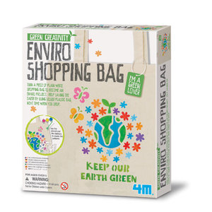 Enviro Shopping Bag - Green Science