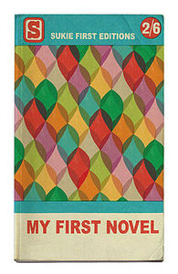 Sukie first editions - my first novel Notizbuch - Sukie