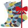 MINGA BERLIN Eco Fashion Socks Geschenkbox - Cool Sky - MINGA BERLIN