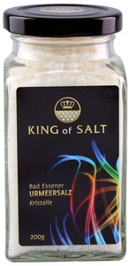 King of Salt Kristalle, 200g - King of Salt