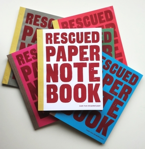 Papier-Retter-Notizbuch - Sukie