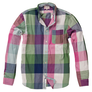 Twill Shirt - KnowledgeCotton Apparel