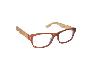 Nerd Brille -  MOTHER OF PEARL - woodlike - Eco Unit T