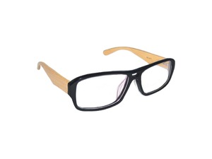 NerdBrille - RETRO - woodlike - Eco Unit T