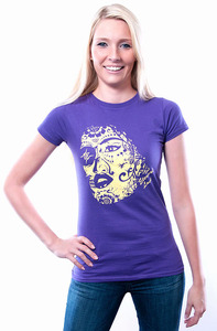 Eternal Love T-Shirt lila - 108 Degrees
