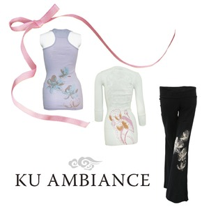 Lounge Wear Special Package - 3 Teile für 99 €  - Chakura by Ku Ambiance