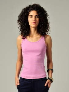 TankTop VERA pink - Tudo Bom ?