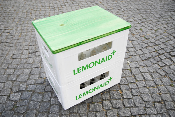 LemonAid Hocker grün - LemonAid