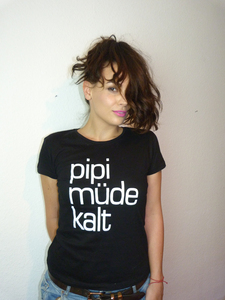 pipi mde kalt Bio / Organic Fair Trade TS black - ilovemixtapes