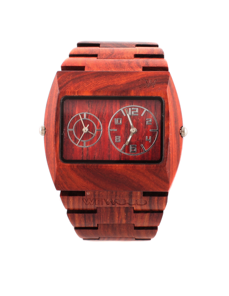 Jupiter Brown Uhr - Wewood