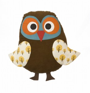 Owl Cushion von ferm LIVING  - ferm LIVING
