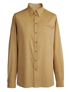 OUTBACK Hemd  beige  - woodlike