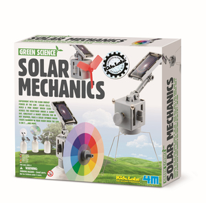 4M Green Science - Solar Mechanik - Bastelset - Green Science