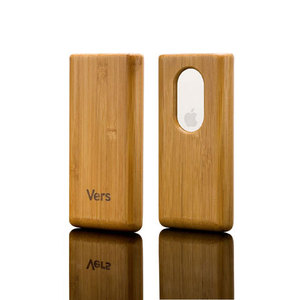 Slipcase - Schutzhlle fr iPod Nano aus Holz - Vers