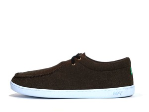 The Solis Yarn Dyed Twill Schuhe - Keep