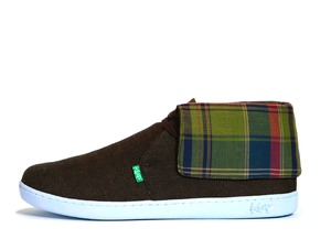 The Nuss Yarn Dyed Twill Schuhe - Keep