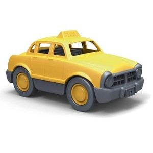 Spielzeugauto Taxi - Green Toys