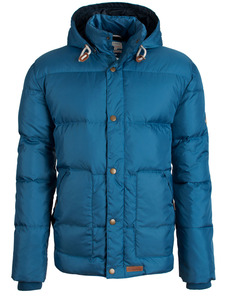 Short Down Jacket - KnowledgeCotton Apparel